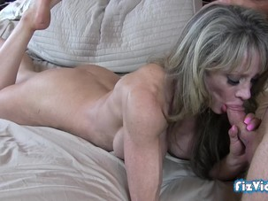 Cheating Wife Fucks Hubbies..
