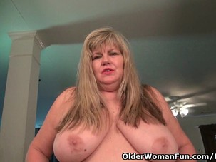 BBW milf Love Goddess feels..