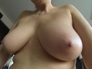 My soft mature udders in slow..