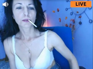 23rd Web Cam Model of..