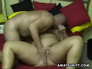 BBW WIFE GETS FUCKED