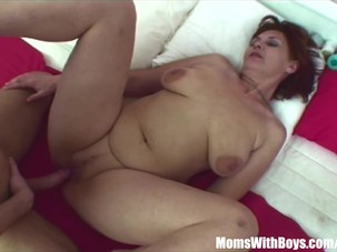 Stepson Caught Jerking By Her..