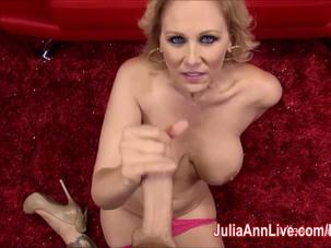 Milf Julia Ann Loves To Suck..