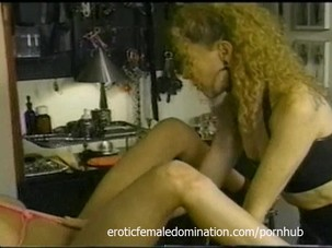 Really hot blonde learns that..