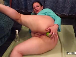 Vegetables in a big ass mature..