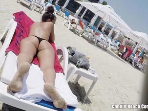 Thong Ass Bikini horny Milfs..