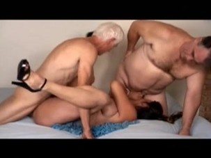 Mature Bisex Fuck Threesome