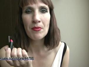 Clips4sale allie lipstick..