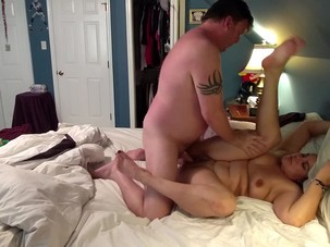 Quickie hard fuck before..