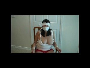 Monica Chair Bound in Bedroom