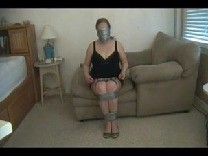 Duct Tape Self Bondage