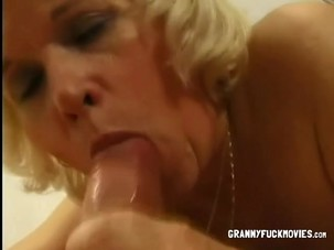 Gorgeous Groaning Granny Boned