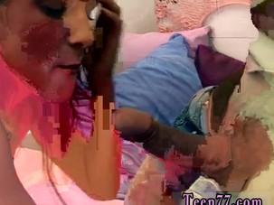 Mature teen lesbian anal Monica..