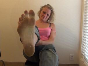 Jailbird Ticklish Feet